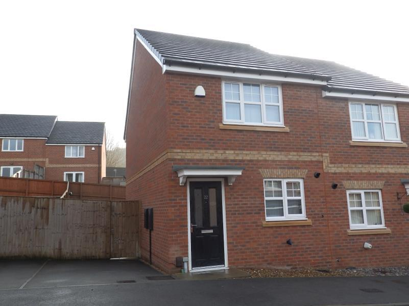 2 Bedrooms Semi Detached House for rent in WOODEND DRIVE, SHIPLEY BD18 2BW