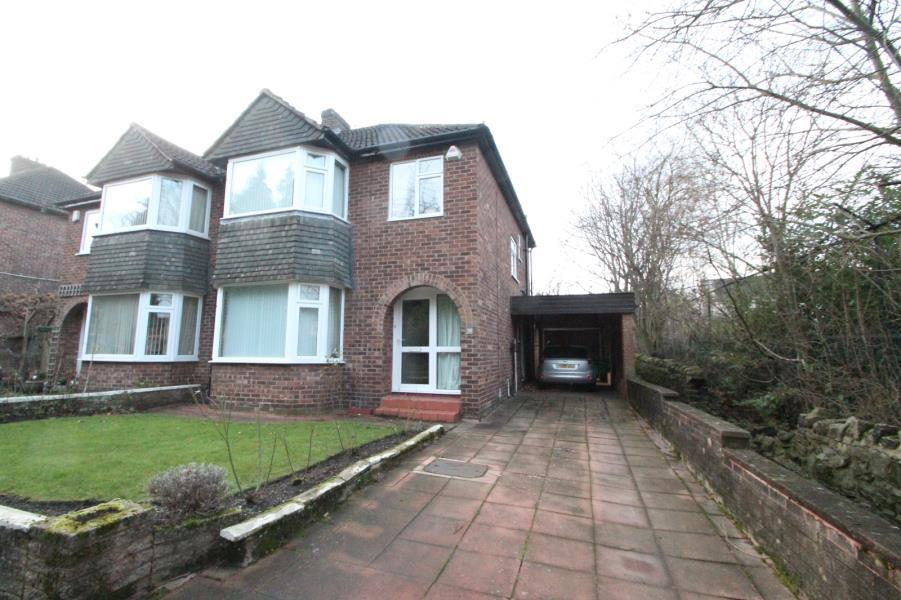 3 Bedrooms Semi Detached House for sale in ROUNDHILL AVENUE, BINGLEY, BD16 1PQ