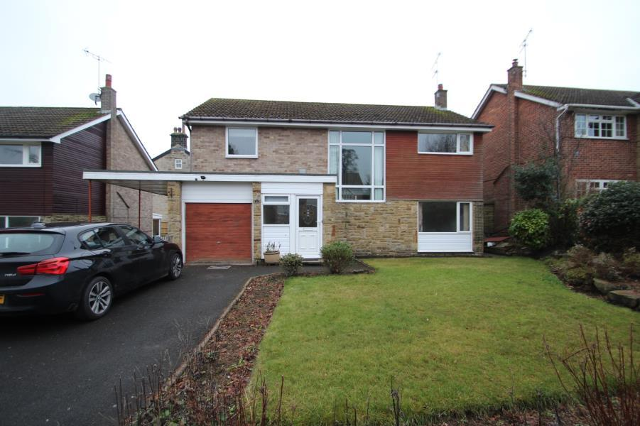 4 Bedrooms Detached House for rent in SCOTLAND CLOSE, HORSFORTH, LS18 5SG