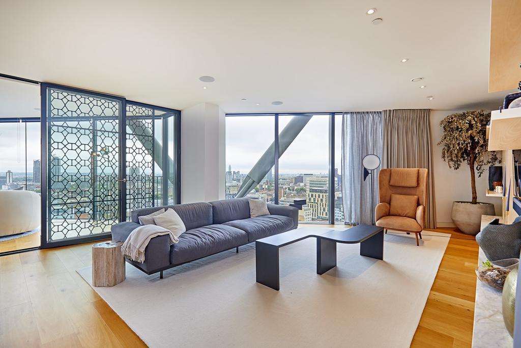 4 Bedrooms Flat for rent in Neo Bankside, Holland Street, Southbank, London, SE1