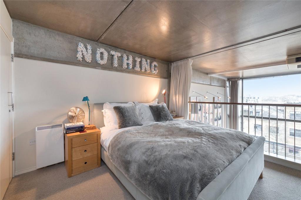2 Bedrooms Flat for sale in Wenlock Road, Islington, London