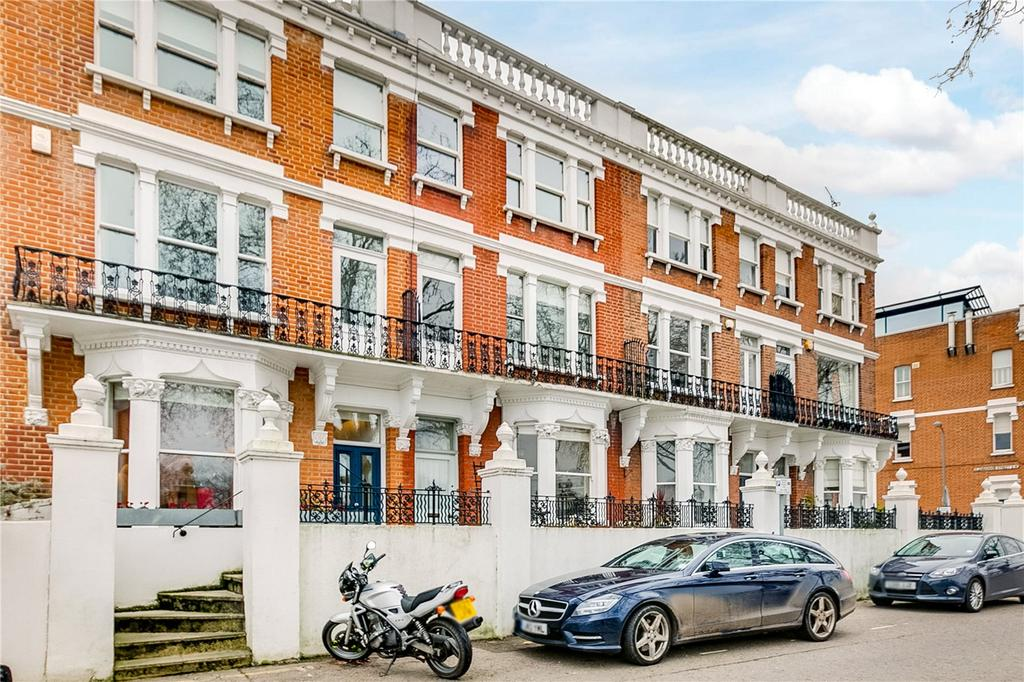 4 Bedrooms Terraced House for sale in Embankment, West Putney, London