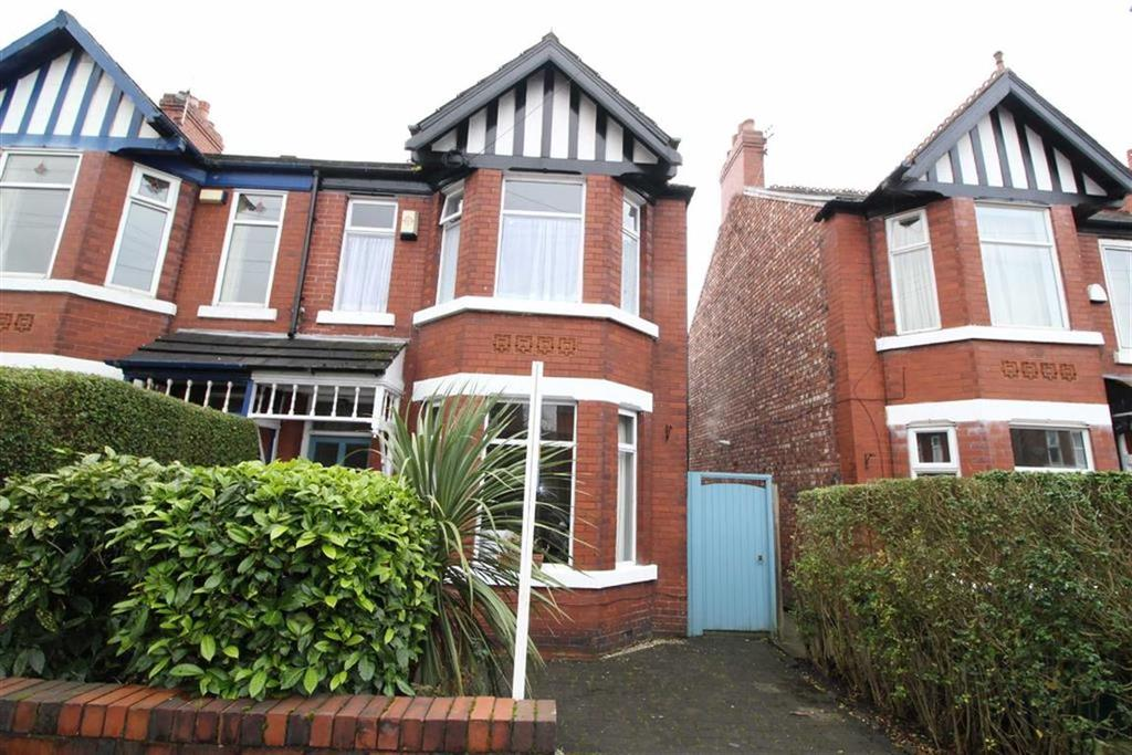 3 Bedrooms Semi Detached House for sale in Nicolas Road, Chorlton