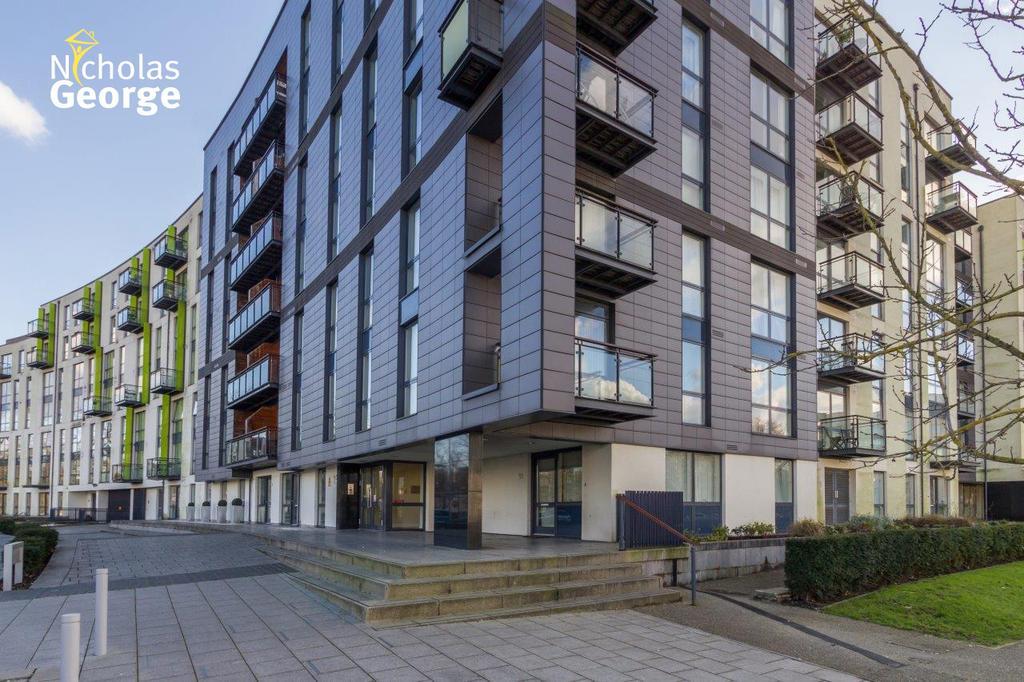 2 Bedrooms Flat for sale in Hemisphere Apartments, The Boulevard, Edgbaston, Birmingham