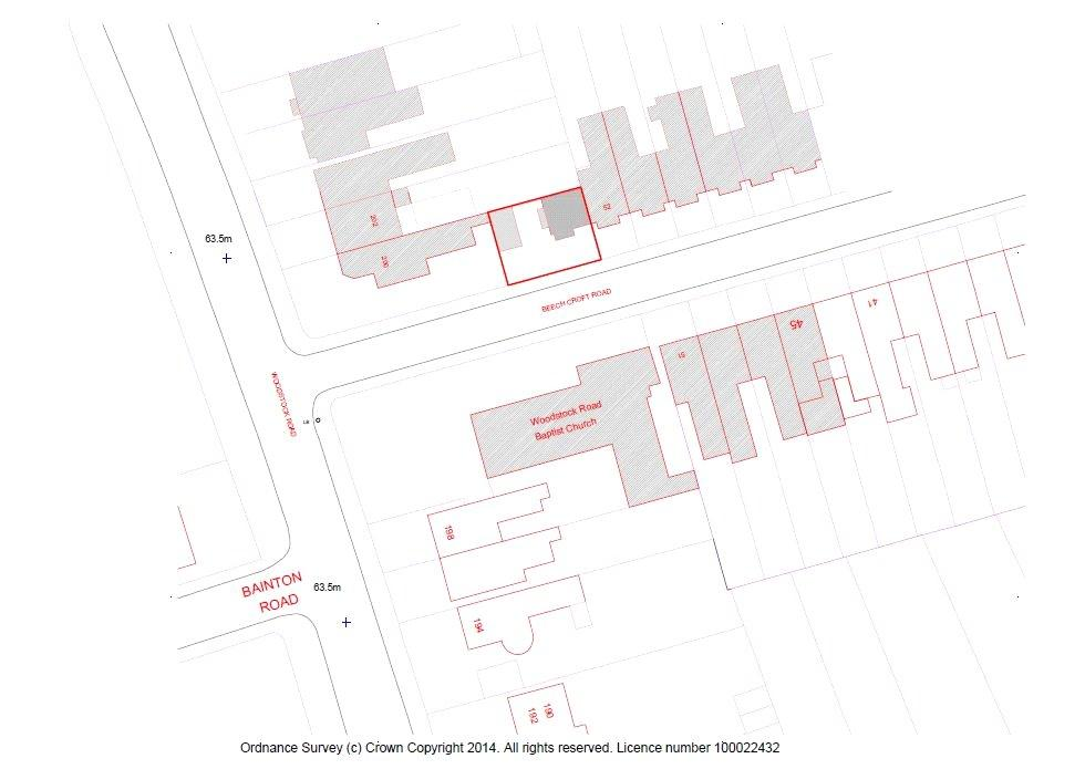 Plot Commercial for sale in Woodstock Road, Oxford, OX2