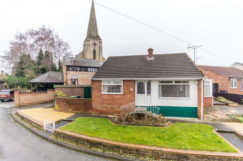 2 Bedrooms Detached Bungalow for sale in Kirk View, YORK