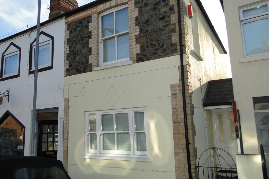 3 Bedrooms Terraced House for sale in Mortimer Road, Pontcanna, CARDIFF, South Glamorgan