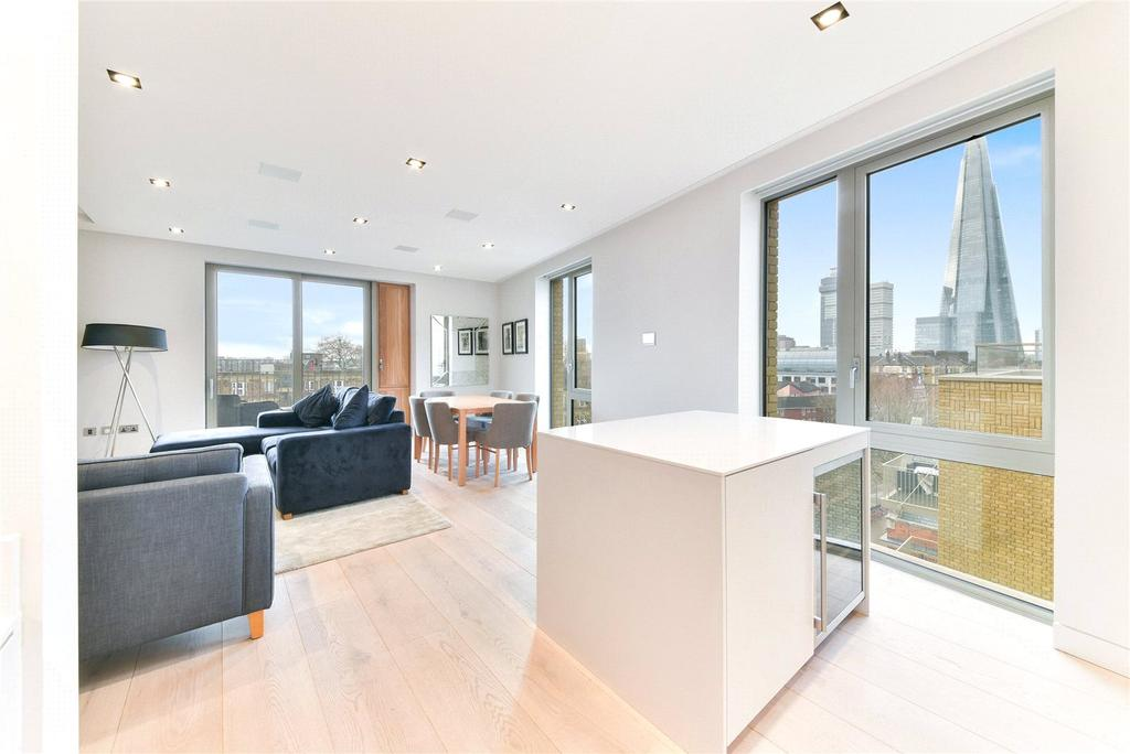2 Bedrooms Apartment Flat for sale in Chatsworth House, One Tower Bridge, SE1