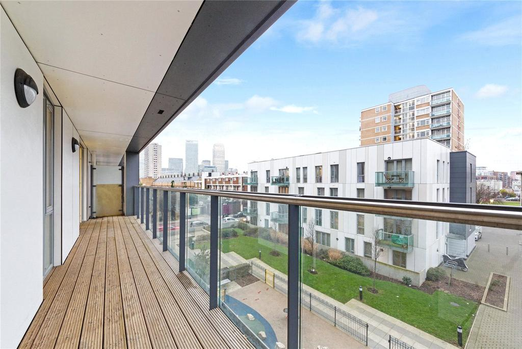 2 Bedrooms Apartment Flat for sale in Cordelia Street, Poplar, E14