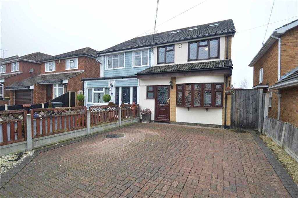 4 Bedrooms Semi Detached House for sale in York Road, Ashingdon, Essex