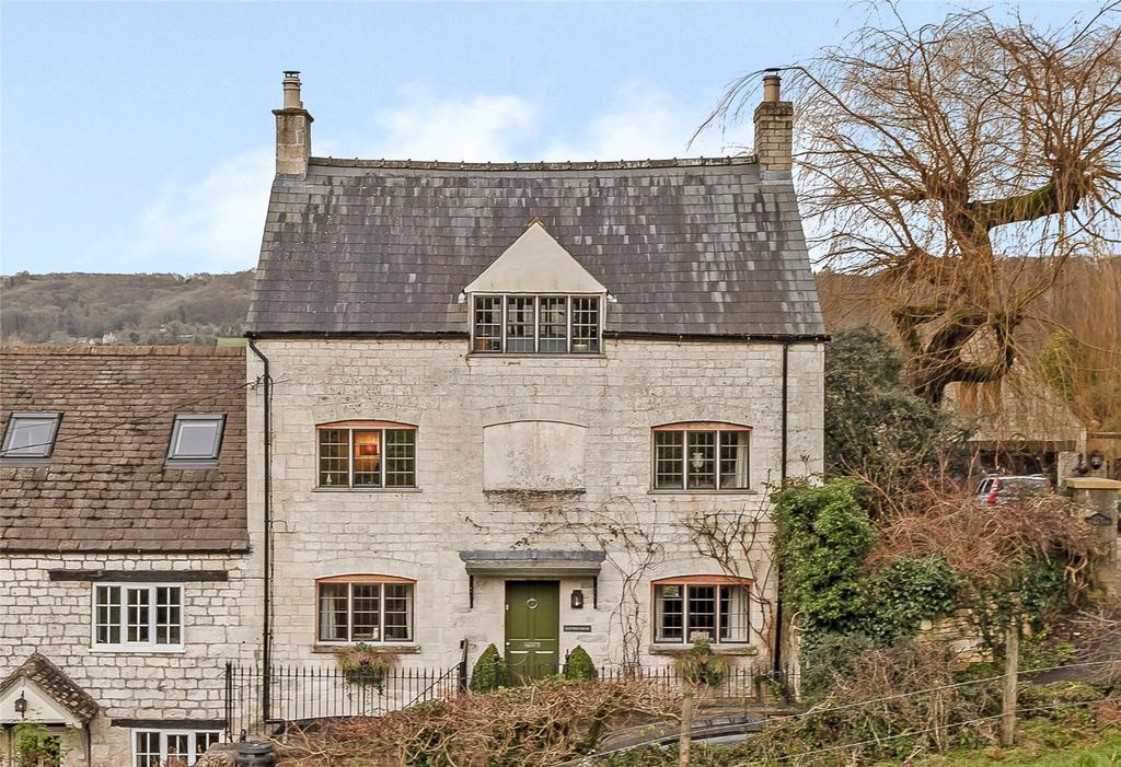 3 Bedrooms House for sale in Pitchcombe, Stroud, Gloucestershire