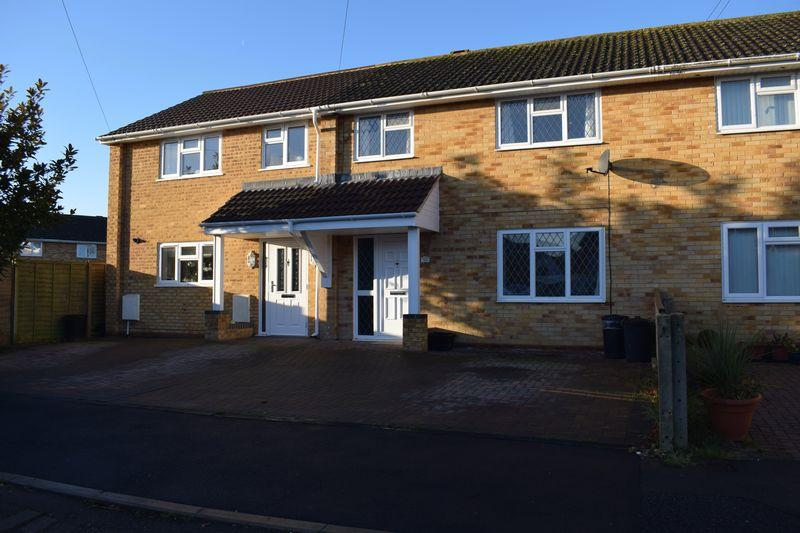 3 Bedrooms Terraced House for sale in Burbush Close, Southampton