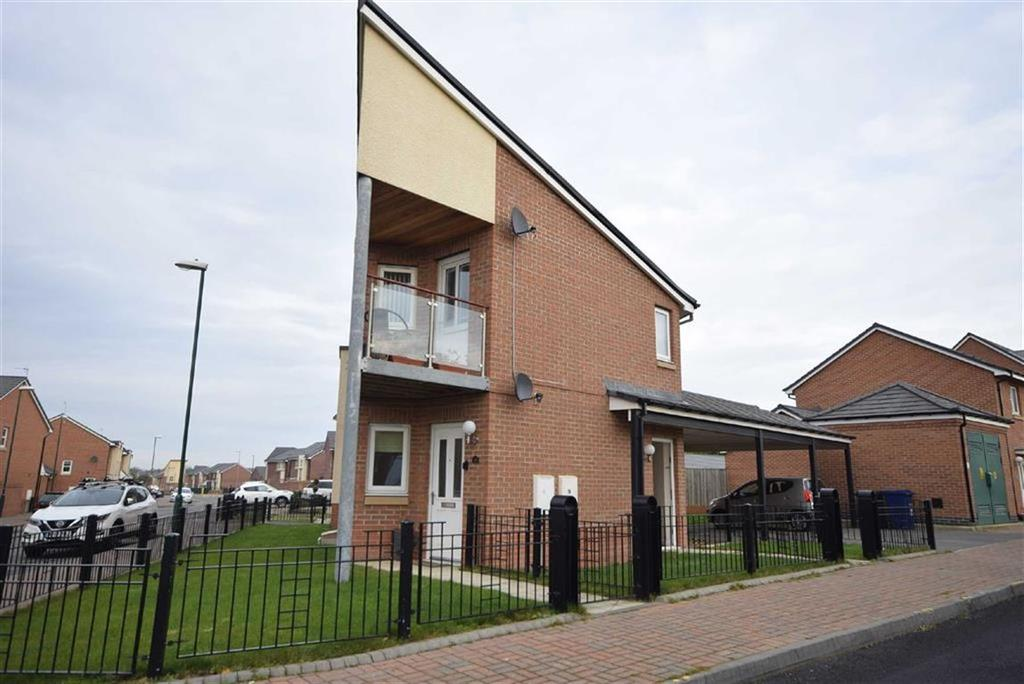 2 Bedrooms Flat for sale in Cherry Tree Walk, South Shields