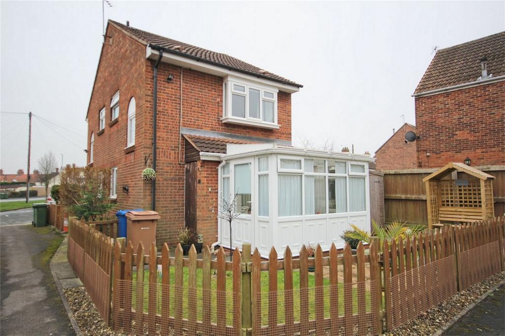 1 Bedroom Semi Detached House for sale in Holme Church Lane, Beverley, East Riding of Yorkshire, East Yorkshire