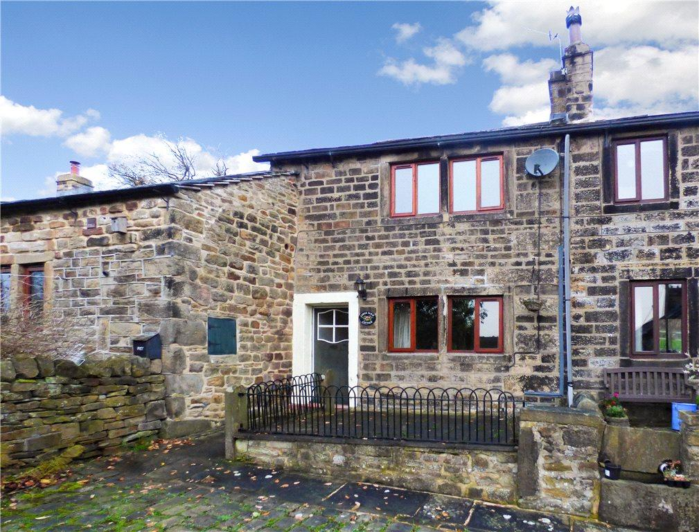 2 Bedrooms Unique Property for sale in Lodge Farm Cottage, Providence Lane, Oakworth, Keighley