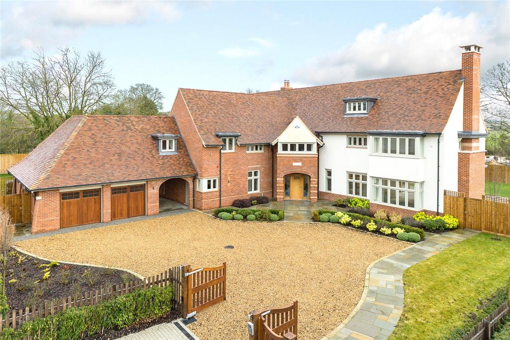 5 Bedrooms Detached House for sale in Rose Lane, Great Chesterford, Saffron Walden, Essex