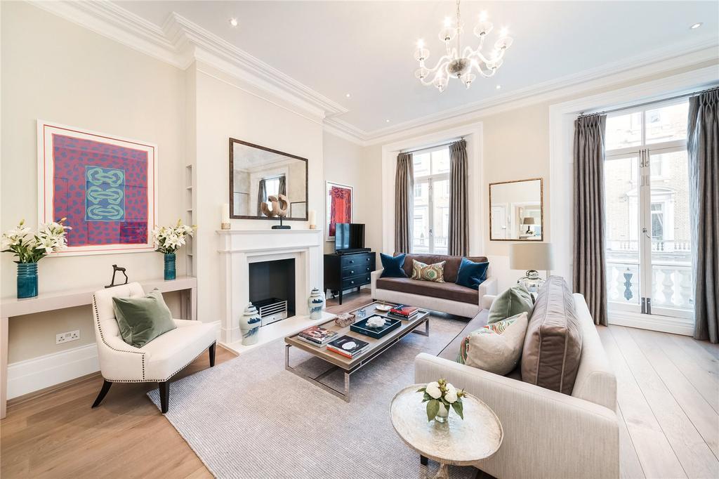1 Bedroom Flat for sale in Harcourt Terrace, London
