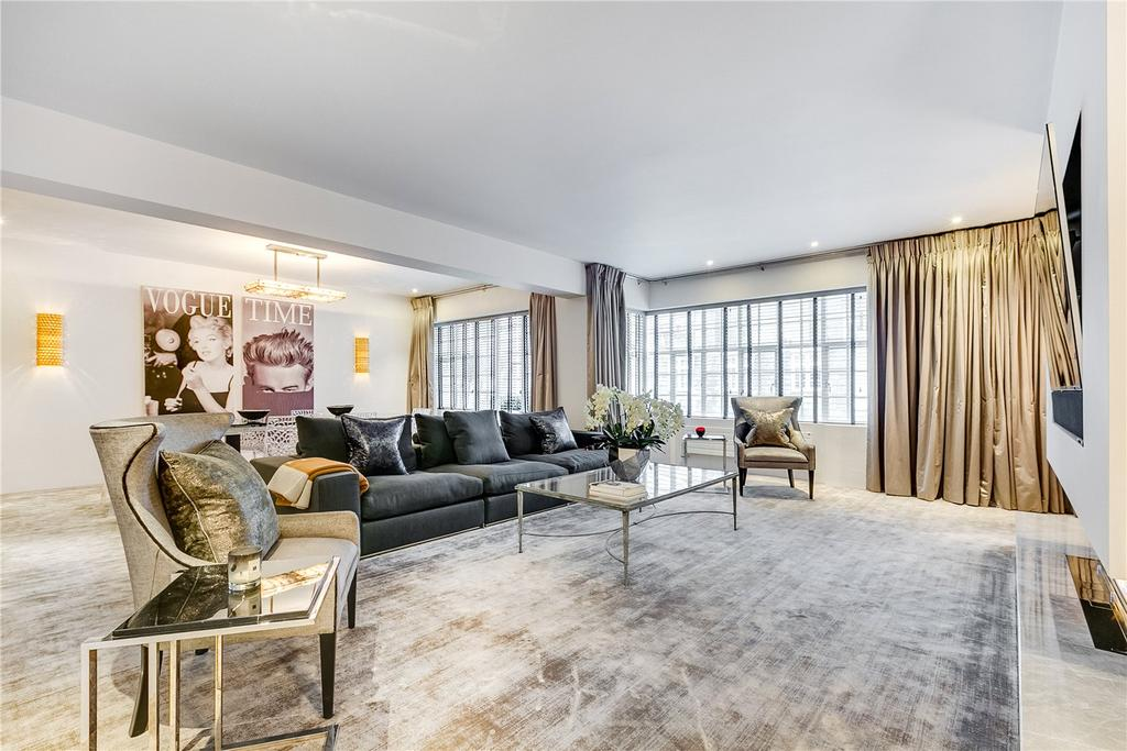 2 Bedrooms Flat for sale in Chalfont House, Chesham Street, Belgravia
