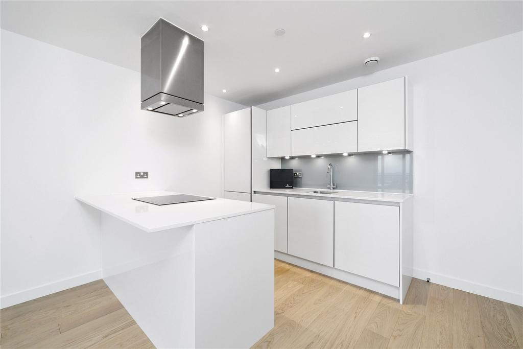 1 Bedroom Flat for sale in Horizons Tower, Yabsley Street, London, E14