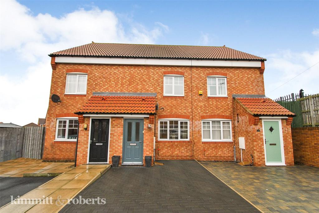 3 Bedrooms Terraced House for sale in Harwood Drive, Mulberry Park, Houghton le Spring, DH4