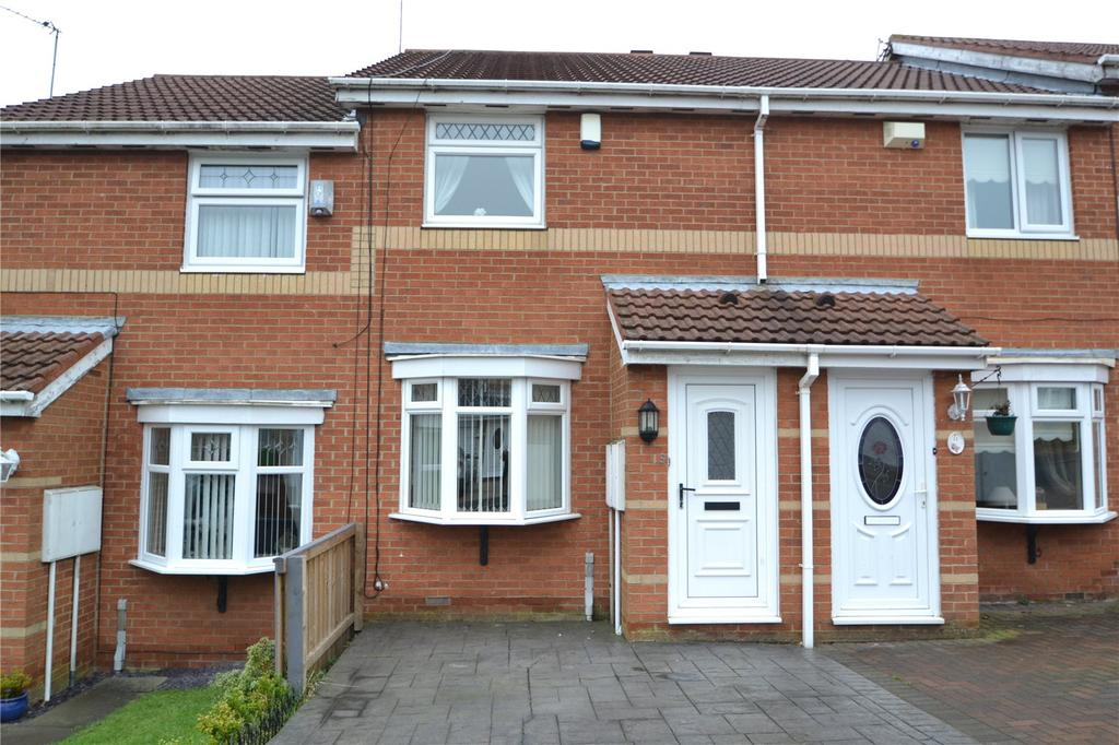 2 Bedrooms Terraced House for sale in Lakemore, Peterlee, Co.Durham, SR8