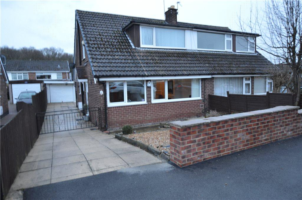 2 Bedrooms Semi Detached House for sale in Temple Rise, Leeds, West Yorkshire