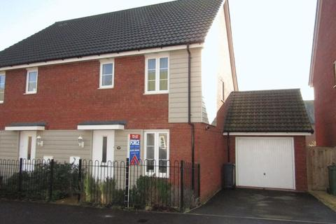 3 bedroom semi-detached house to rent - Mulligan Drive, The Rydons, Exeter