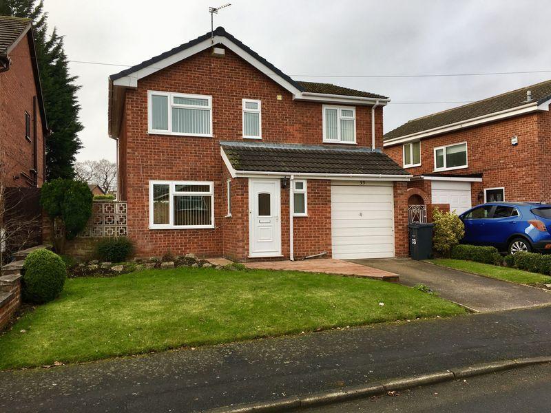 4 Bedrooms Detached House for sale in Fairways Drive, Little Sutton