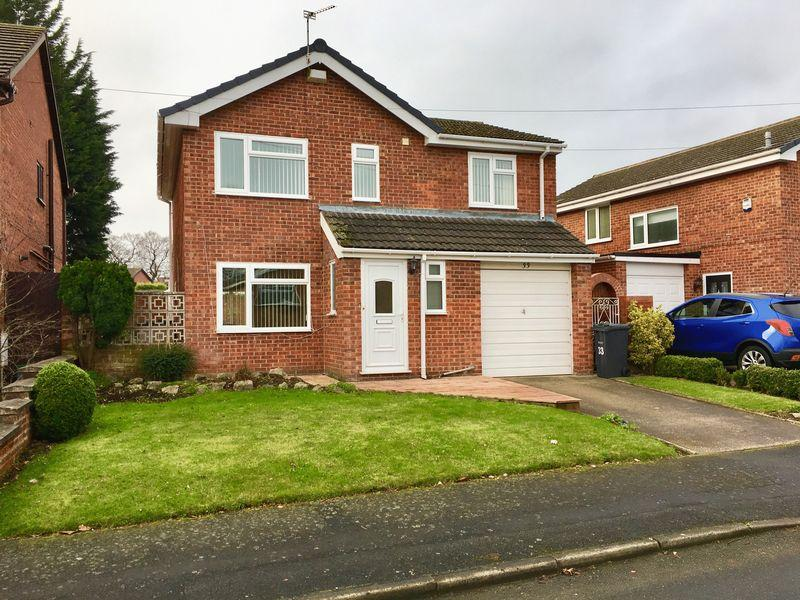 4 Bedrooms Detached House for sale in Fairways Drive, Little Sutton