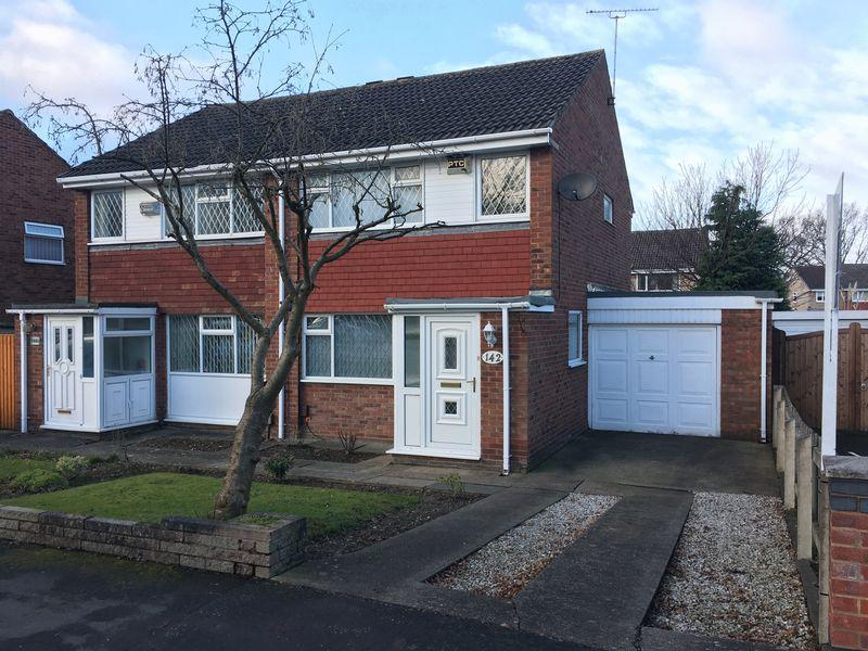3 Bedrooms Semi Detached House for sale in Hope Farm Road, Great Sutton