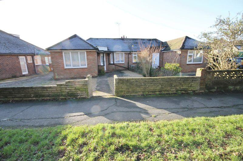 3 Bedrooms Semi Detached Bungalow for sale in Manor Road, Burgess Hill, West Sussex