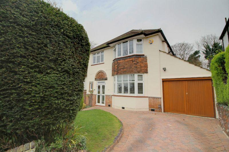 3 Bedrooms Detached House for sale in Purley Bury Close, Purley