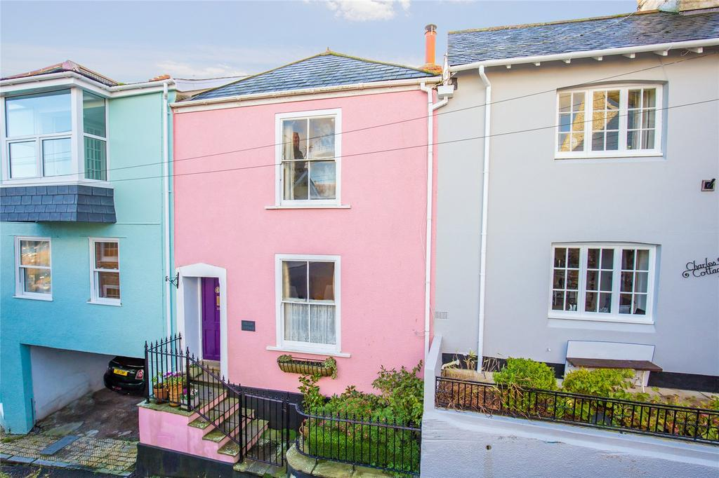 2 Bedrooms Terraced House for sale in Crowthers Hill, Dartmouth, TQ6