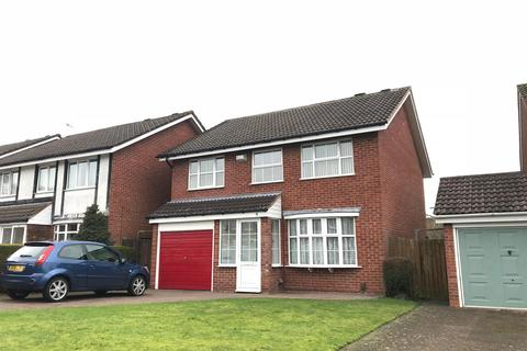 5 bedroom detached house for sale - Withybrook Road, Shirley, Solihull, B90 2RZ