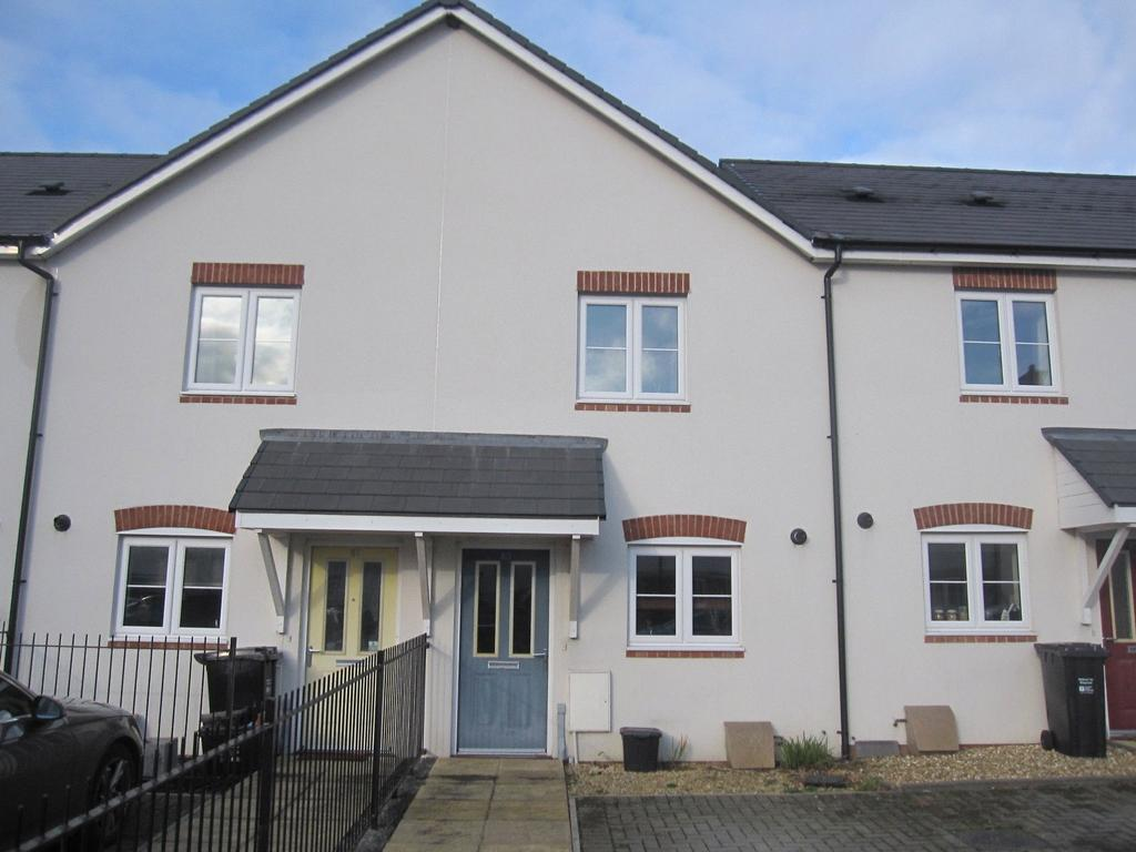 2 Bedrooms Terraced House for sale in Hythe Wood, Cheddar, Somerset, BS27