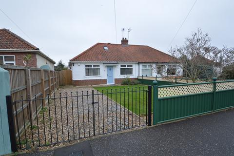 2 bedroom semi-detached bungalow for sale - Thor Close, Norwich
