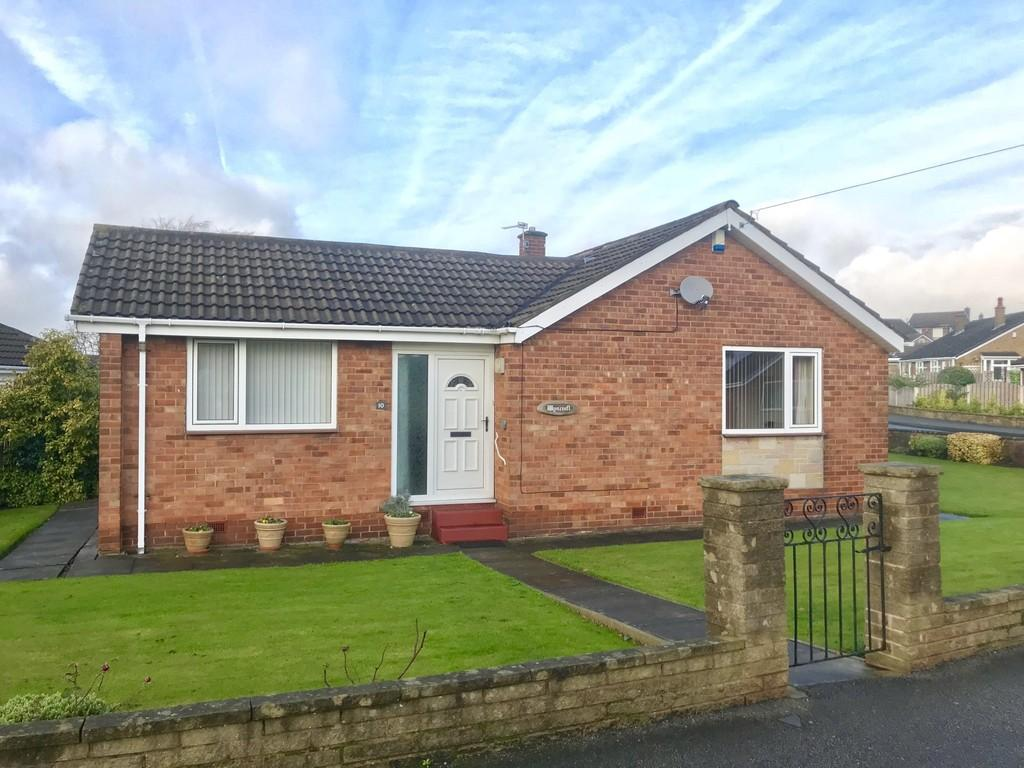 2 Bedrooms Detached Bungalow for sale in Westmoor Crescent, Pogmoor, Barnsley S75