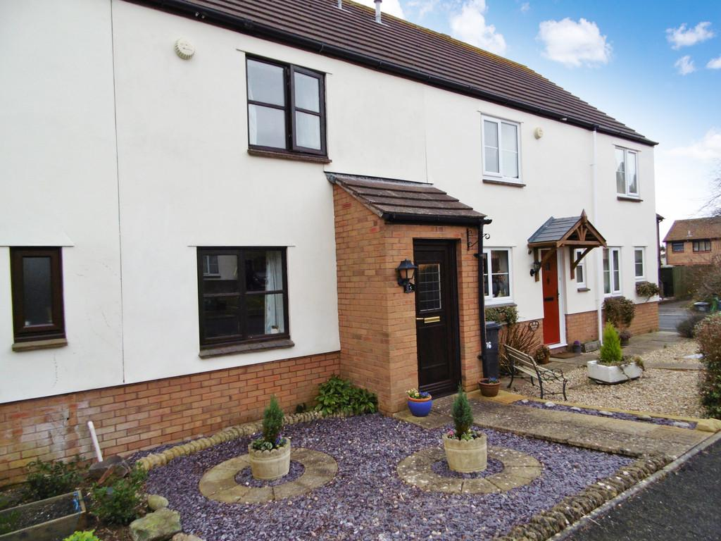 2 Bedrooms Terraced House for sale in Heather Close, Seaton
