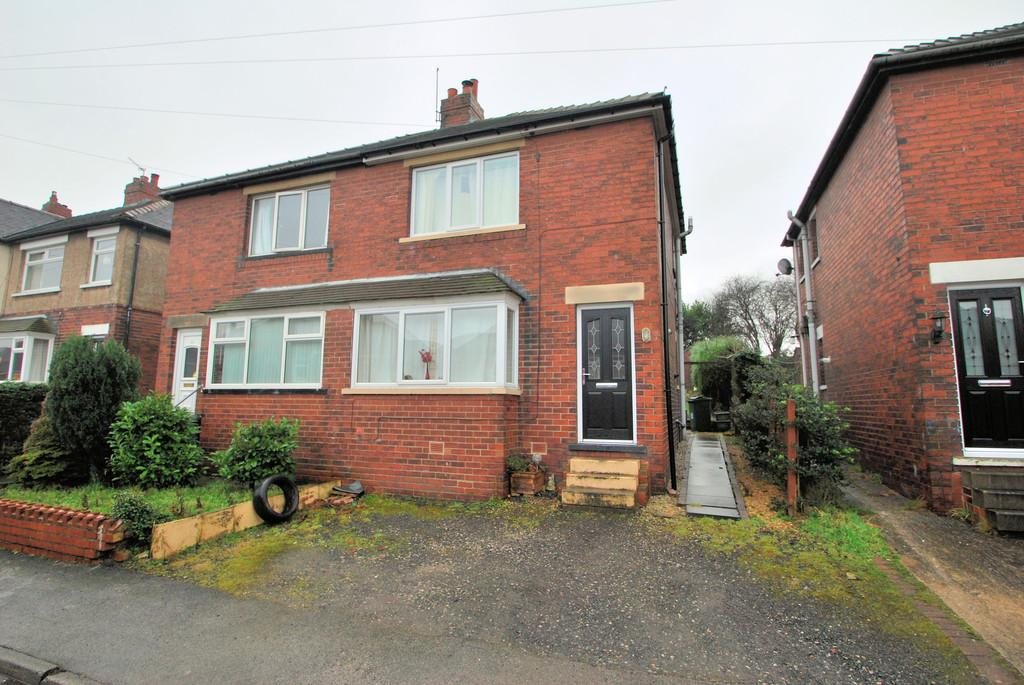 2 Bedrooms Semi Detached House for sale in Westgate, Penistone