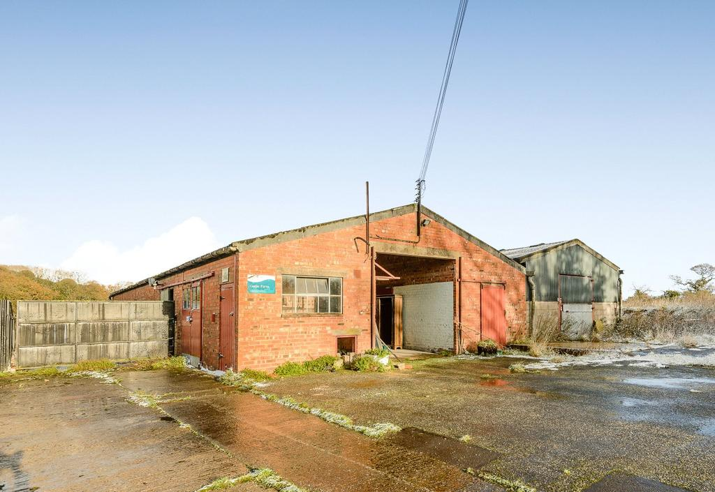 Plot Commercial for sale in Church Lane, Huxley, Chester