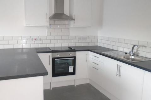 1 bedroom apartment to rent - One bedroomed first floor apartment.  Lounge, Kitchen/Diner, En-Suite Shower Room, Electric Heating, Parking Available.