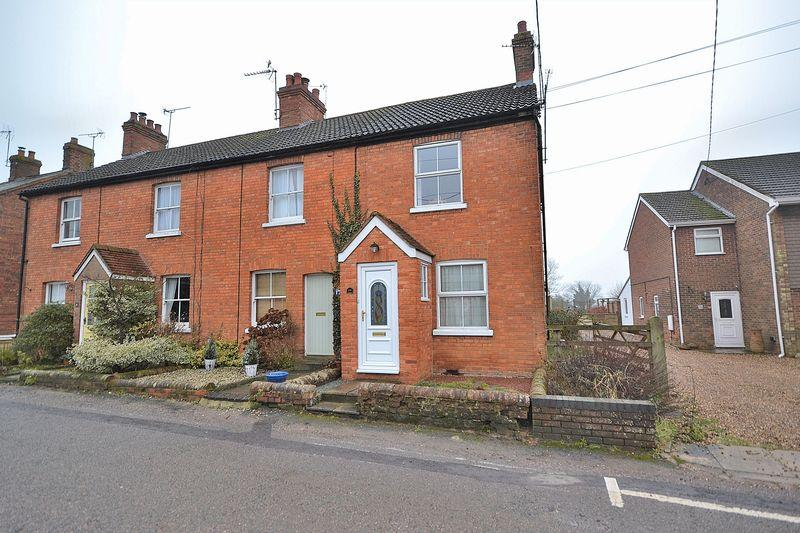 2 Bedrooms End Of Terrace House for sale in Dunton Road, Stewkley