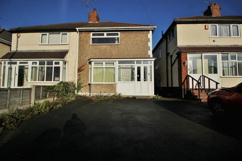 3 Bedrooms Semi Detached House for sale in Elston Hall Lane, Oxley
