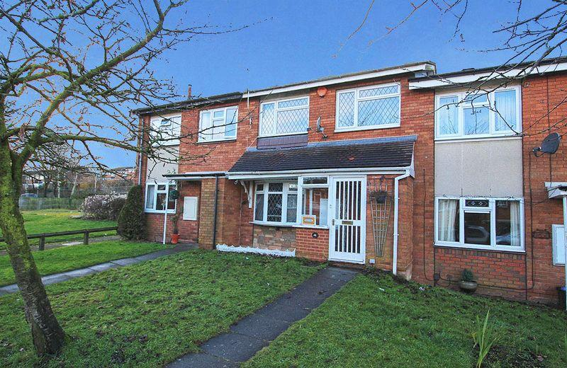 3 Bedrooms Town House for sale in Hollywell Street, COSELEY