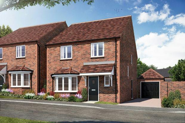 4 Bedrooms Detached House for sale in Broughton Road,, Banbury