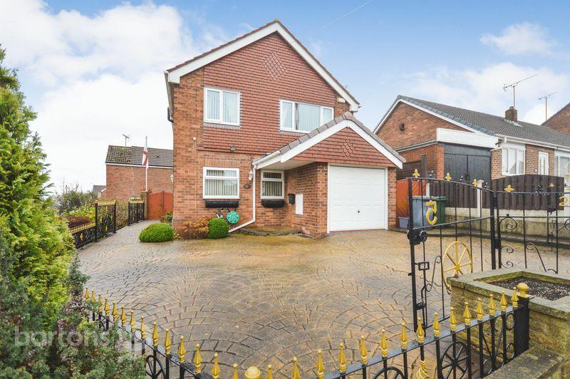 3 Bedrooms Detached House for sale in Fellowsfield Way, Kimberworth