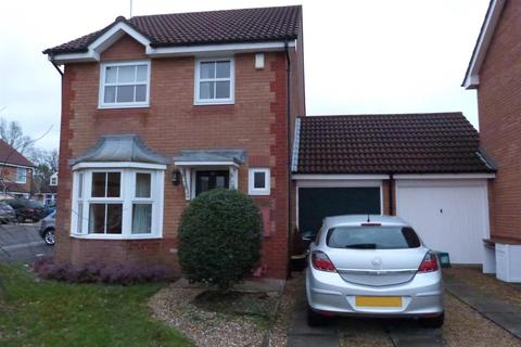 3 bedroom detached house to rent - Gilmorton Close, Solihull, B91 3FD