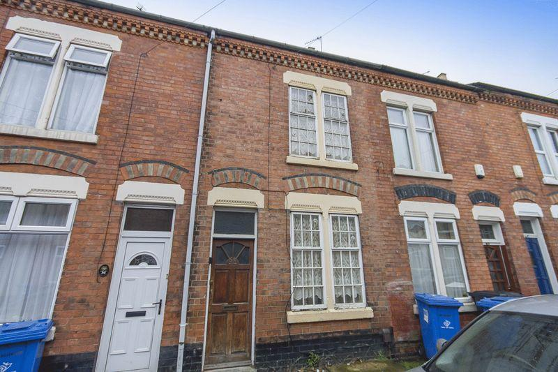 2 Bedrooms Terraced House for sale in Harrison Street, Derby