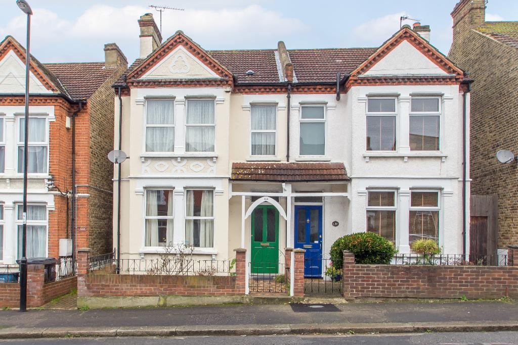 3 Bedrooms Semi Detached House for sale in Burlington Road, Thornton Heath, Surrey, CR7 8PJ