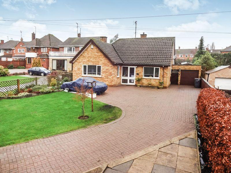 3 Bedrooms Detached Bungalow for sale in Cottingham Road, Corby